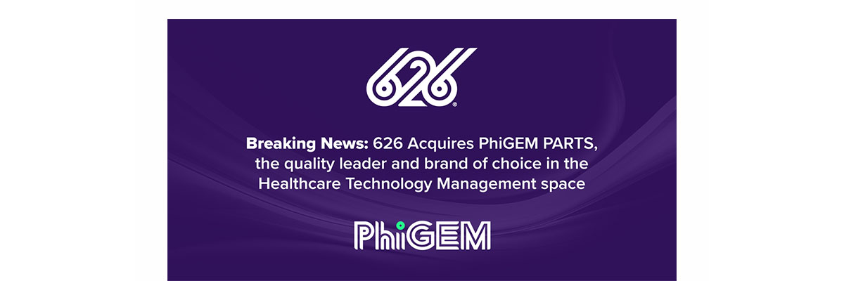 Press Release: 626 acquires PhiGEM PARTS,